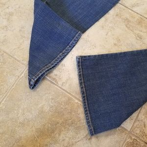 Old Navy Jeans - Old Navy Great Condition Boot Cut Blue Jeans